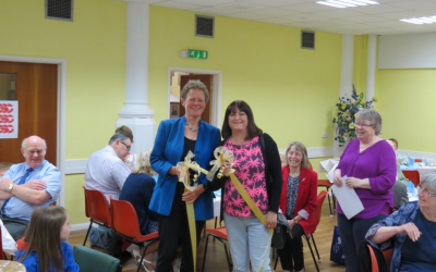 Salisbury United Reformed Church benefits from Cleansing Service Group grant.
