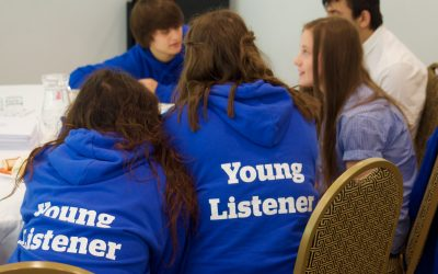 Community First Young Listeners shortlisted for Children & Young People Now 2016 awards.