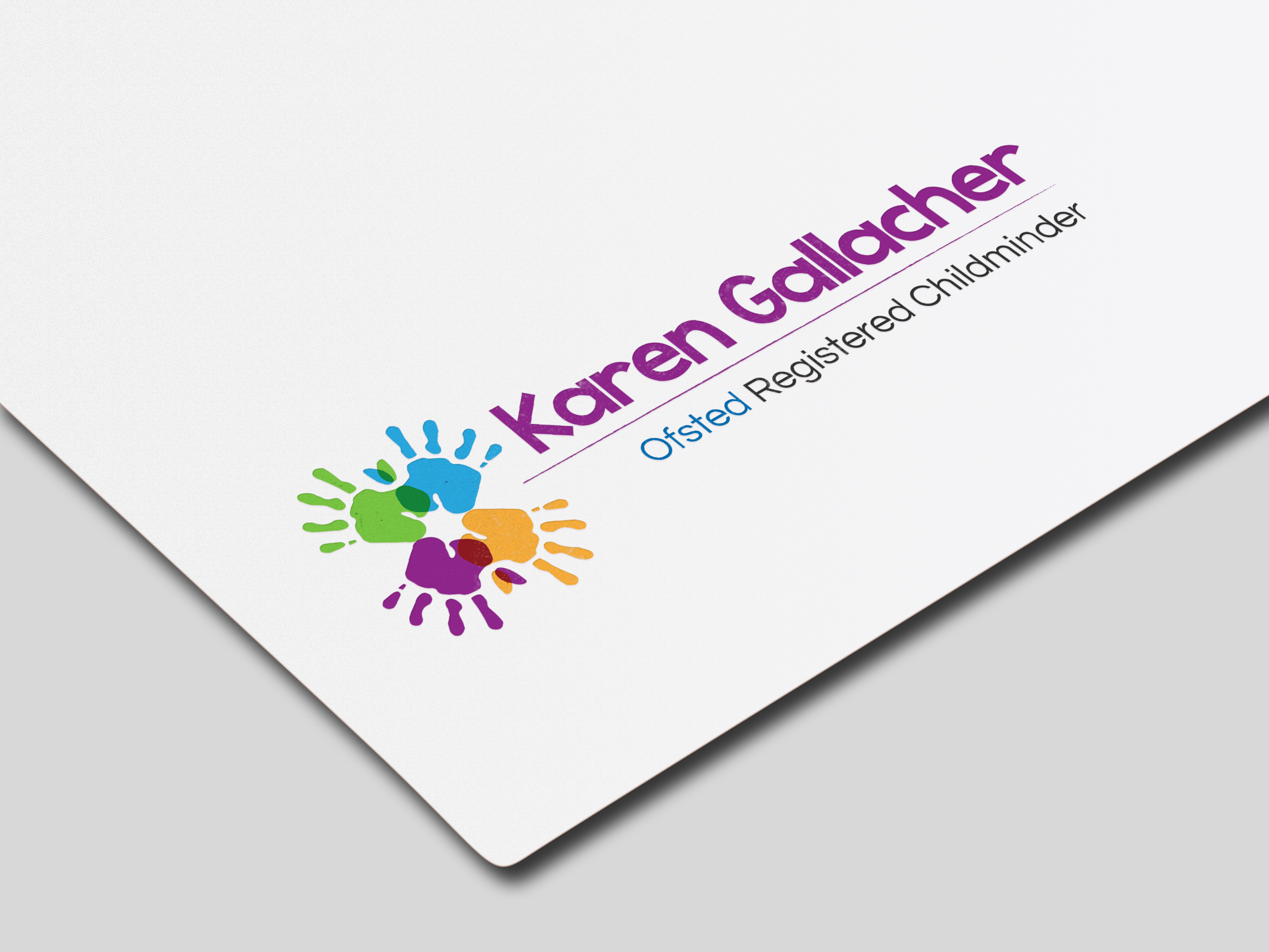 Karen Gallacher - Logo Design - Community First