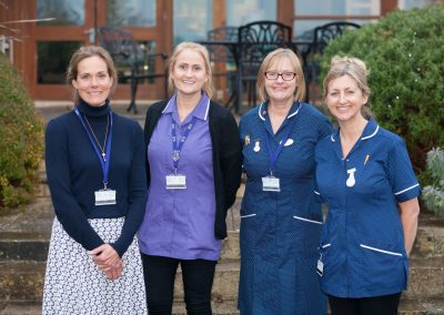 Dorothy House Hospice Care – Community Engagement Project