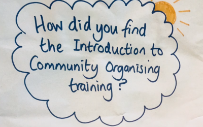 NALC Representatives Give Positive Feedback on Community Organising Training