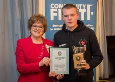 Community First Young Persons Achievement Award