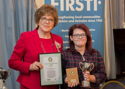 The Young Carers Achievement Award (Over 12)