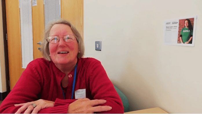Macmillan Cancer Connections: Maggie's Story