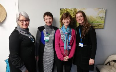Macmillan Cancer Connections: Salisbury Cancer Support Centre