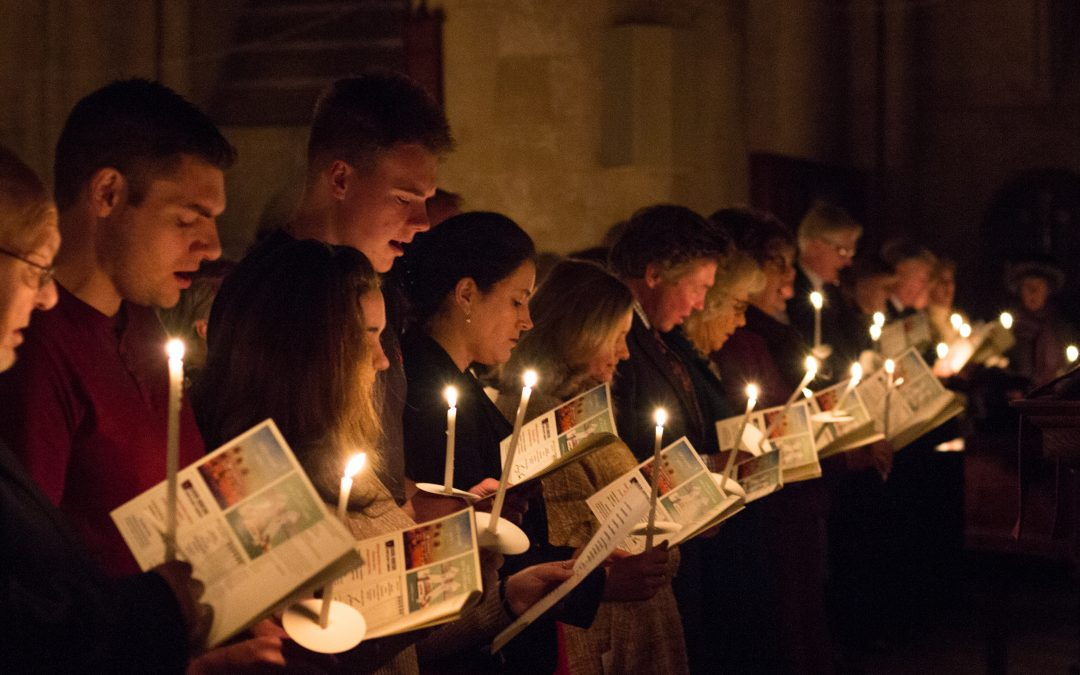 The Duchess of Cornwall Attends Youth Action Wiltshire's Carols by Candlelight Service