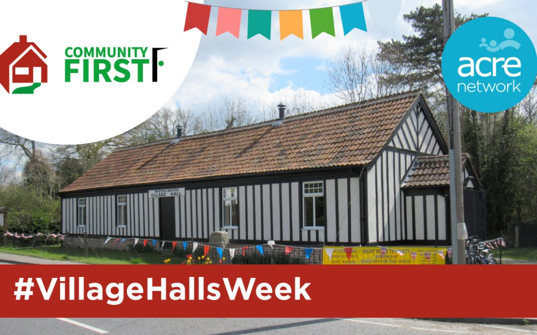 #VillageHallsWeek 2019