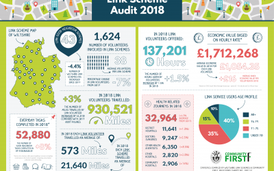 New Link Scheme Audit for 2018 – 2019