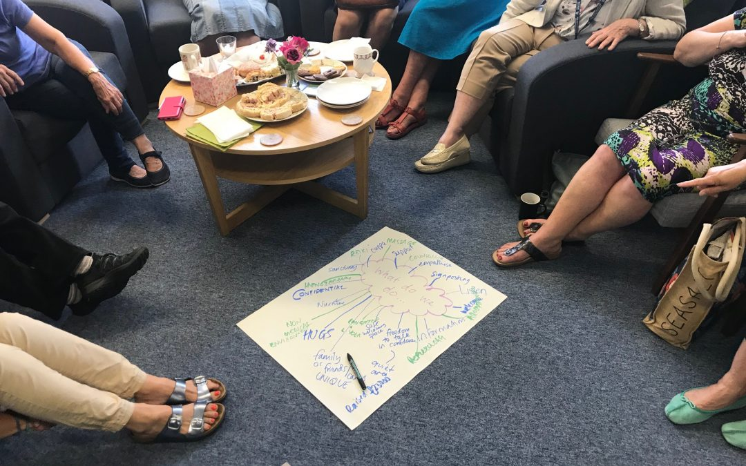 Macmillan Cancer Connections: Wessex Cancer Support Centre