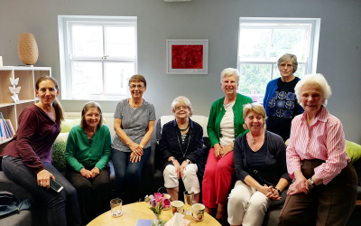 Macmillan Cancer Connections: You never know what you may find behind a closed door…
