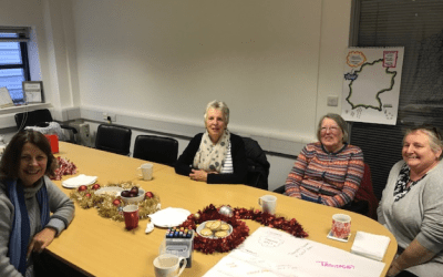 Macmillan Cancer Connections: Health Hub Sharing Event