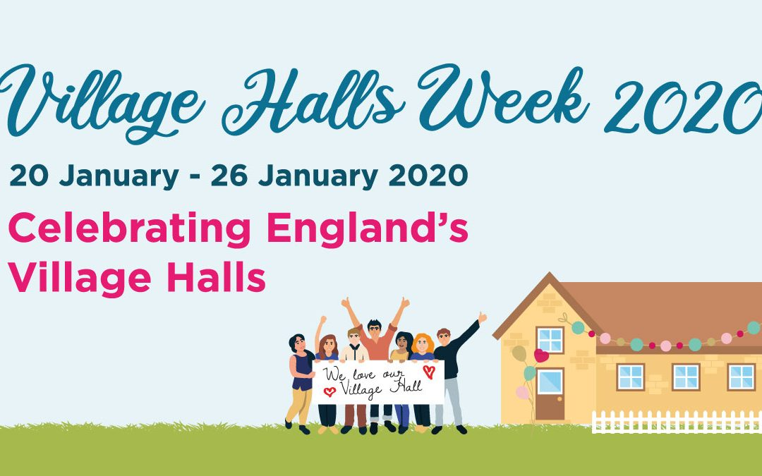 Community First celebrates #VillageHallsWeek 2020