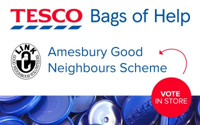 Amesbury Good Neighbours Scheme calls out for votes to bag a share of Tesco's community fund