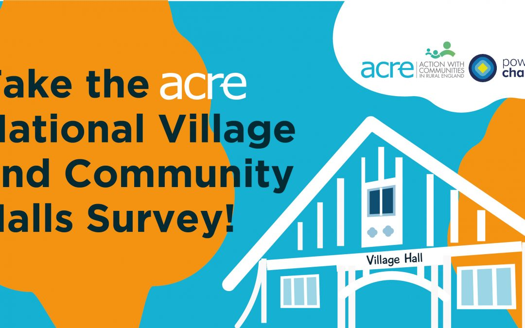 National Village and Community Hall Survey