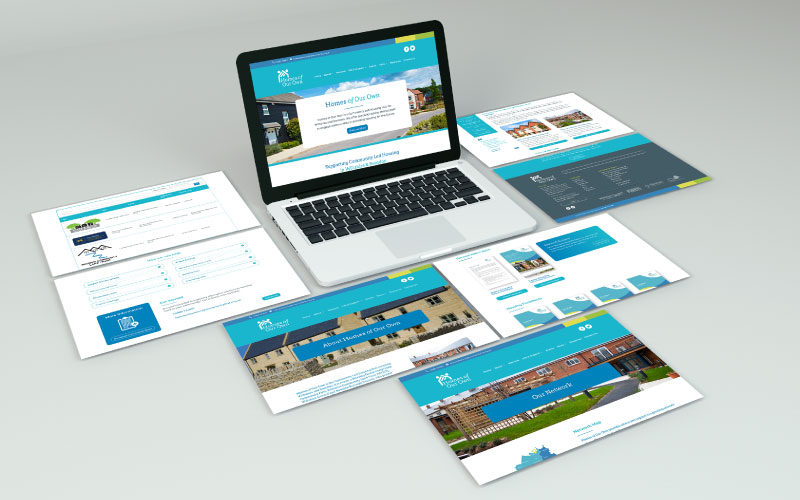 homes of our own website launch