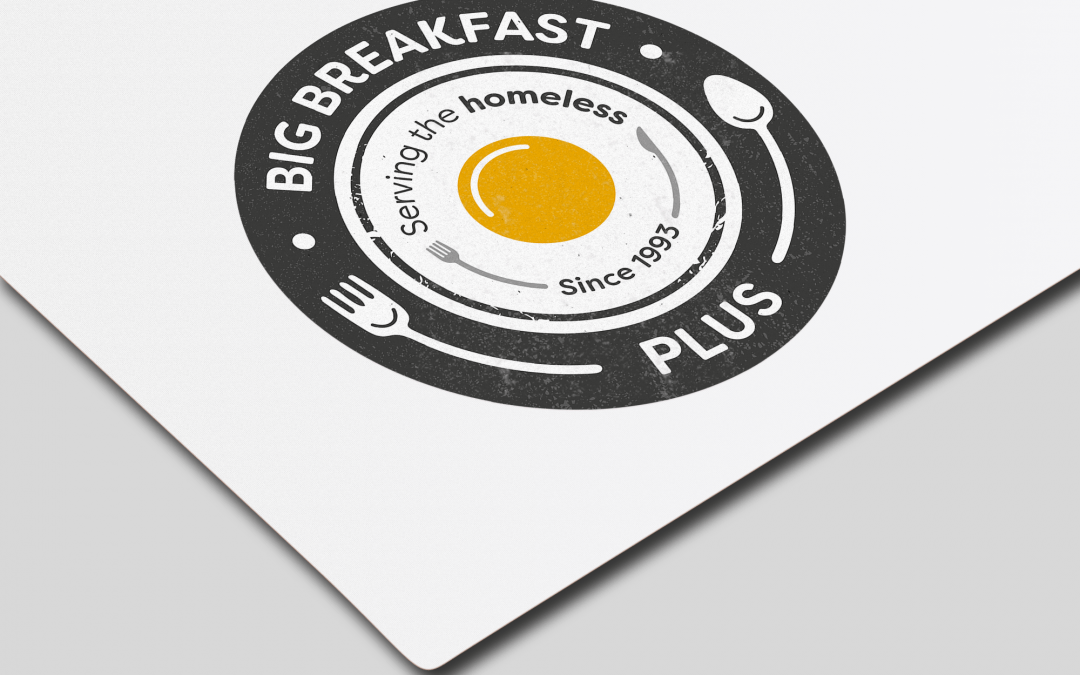 Big Breakfast Plus Logo Design