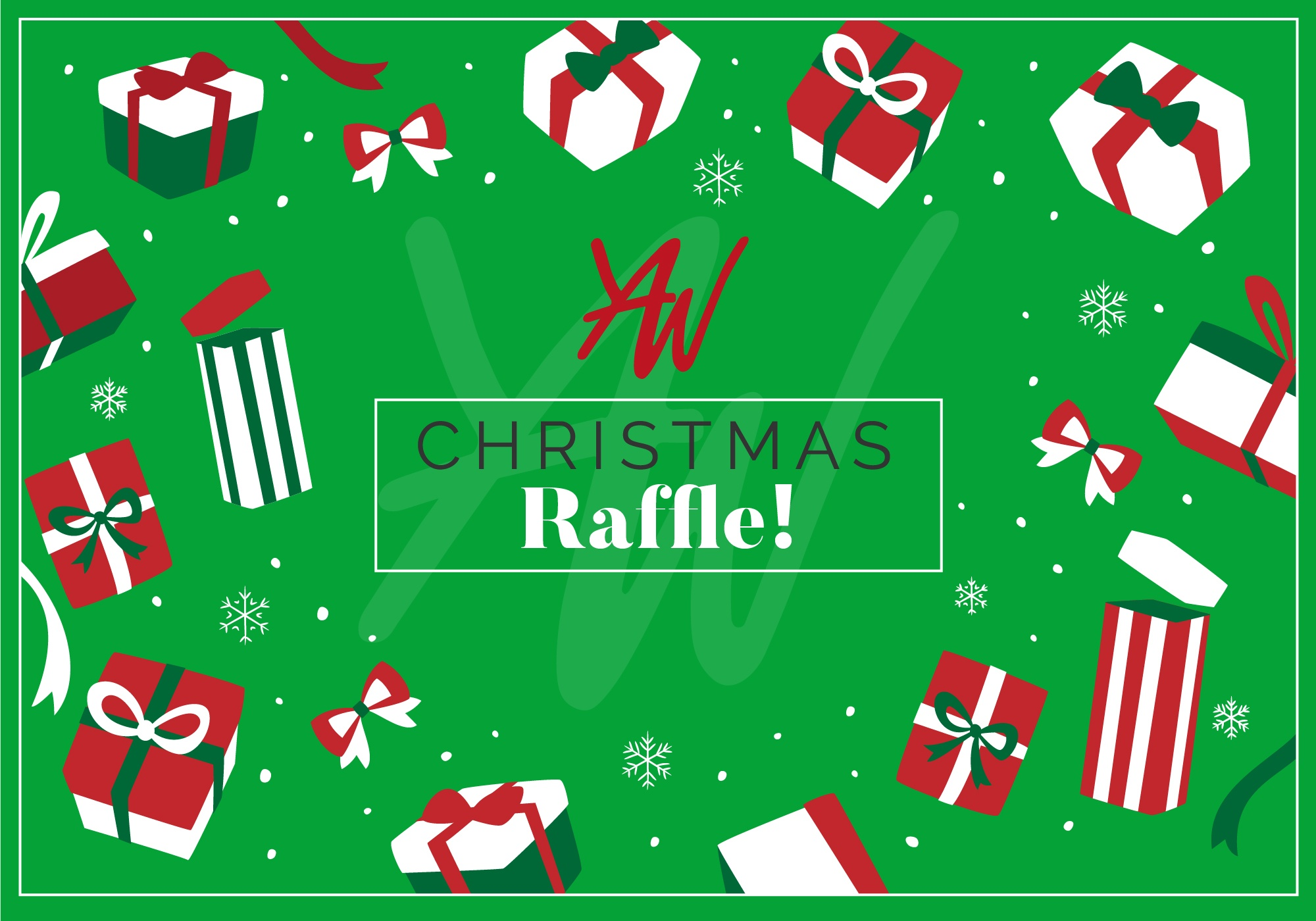 Youth Action Wiltshire Christmas Raffle 2020