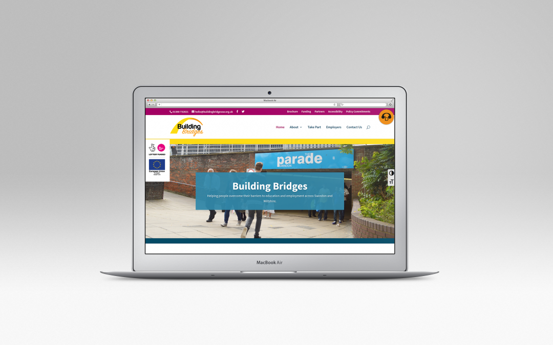 Building Bridges Programme Website