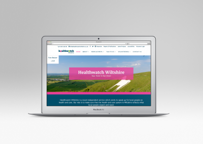 Healthwatch Wiltshire Website