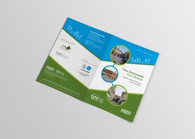 Bold Portfolio Planning Brochure Print Design 4