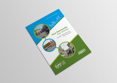 Bold Portfolio Planning Brochure Print Design 3