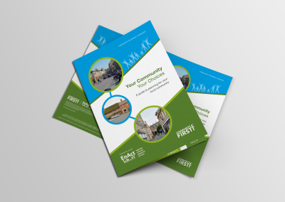 Wiltshire Community Land Trust – Print Design