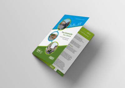 Bold Portfolio Planning Brochure Print Design 1