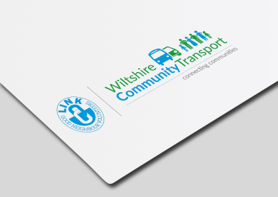 Wiltshire Link & Community Transport – Logo Design
