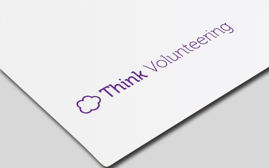 Think Volunteering – Logo Design