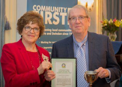 Alistair Caie Award Winner 2018