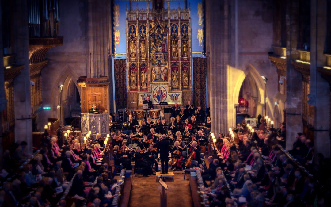 Youth Action Wiltshire Celebrates 70 years with Beethoven's 9th Symphony