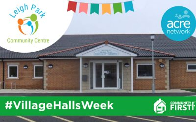 #VillageHallsWeek: LACE-UP grant enables fantastic programme of free exercise and activity classes at Leigh Park Community Centre