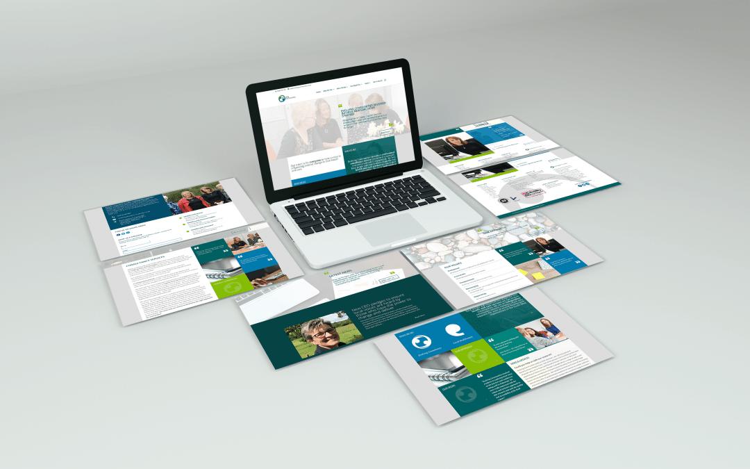 Evolving Communities Website Design