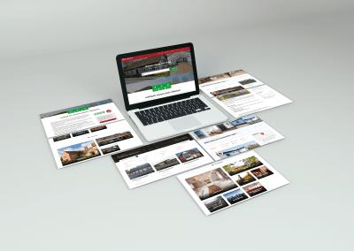 Wiltshire Village Halls Association Website Design