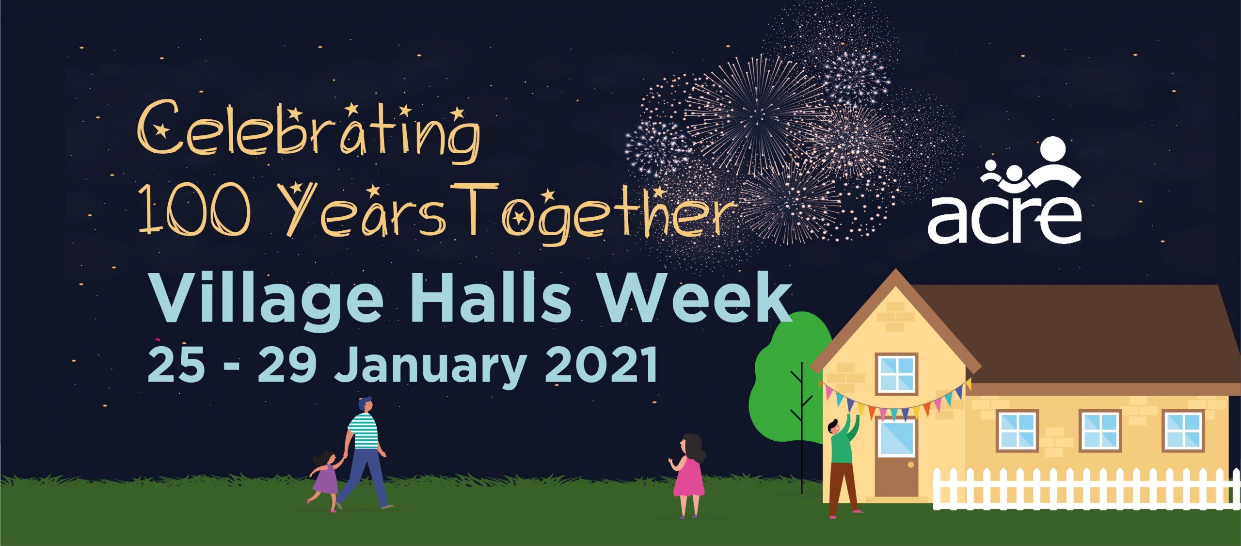 Village Halls Week 2021