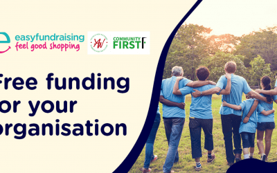 Free funding for your organisation with easyfundraising